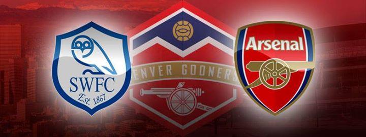 Sheffield Wednesday vs Arsenal
