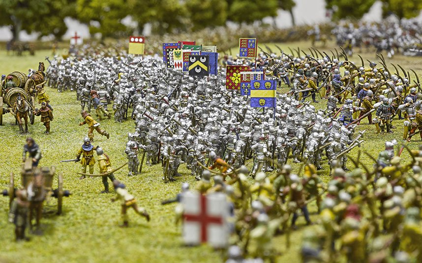 RT TelegraphPics: (Royal Armouries) 600th anniversay of the Battle of Agincourt https://t.co/qk9wP9vWau https://t.co/BO7hDyNFgQ …