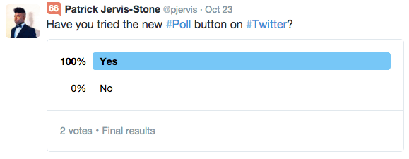 #HowTo: Create and Use new #TwitterPolls feature https://t.co/EdsGfBx6B9 https://t.co/C7gGcCiLoJ