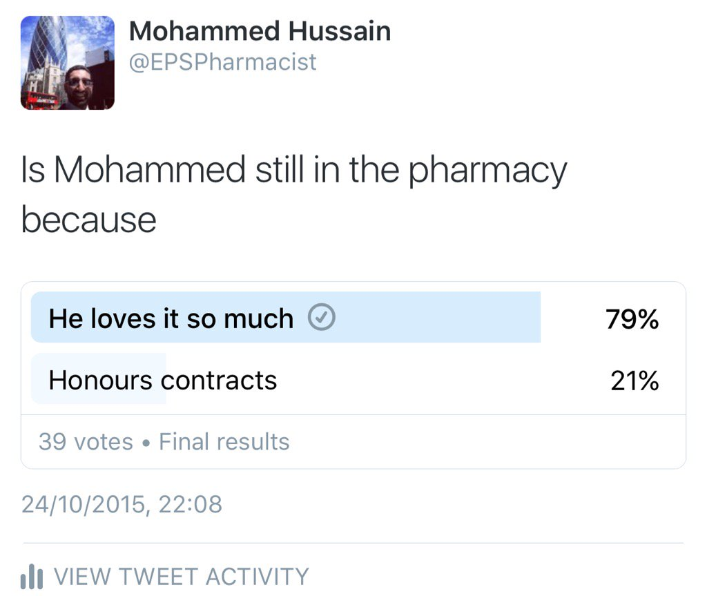 Well the results are in #TwitterPolls  79% reckon it's the love over the contract 😀  I concur   (39 votes) https://t.co/kfRaQ7RKd5