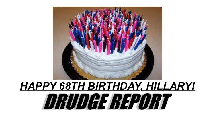 Granny Clinton turns 68 on Monday
