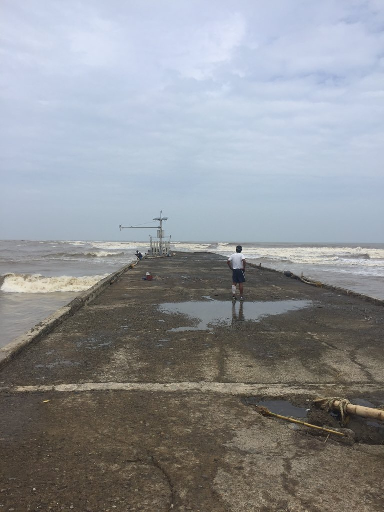JUST REACHED Aparri. Mission accomplished! #Run50 #RunAcrossThePH #Grace #Grace https://t.co/NprGzMosWT