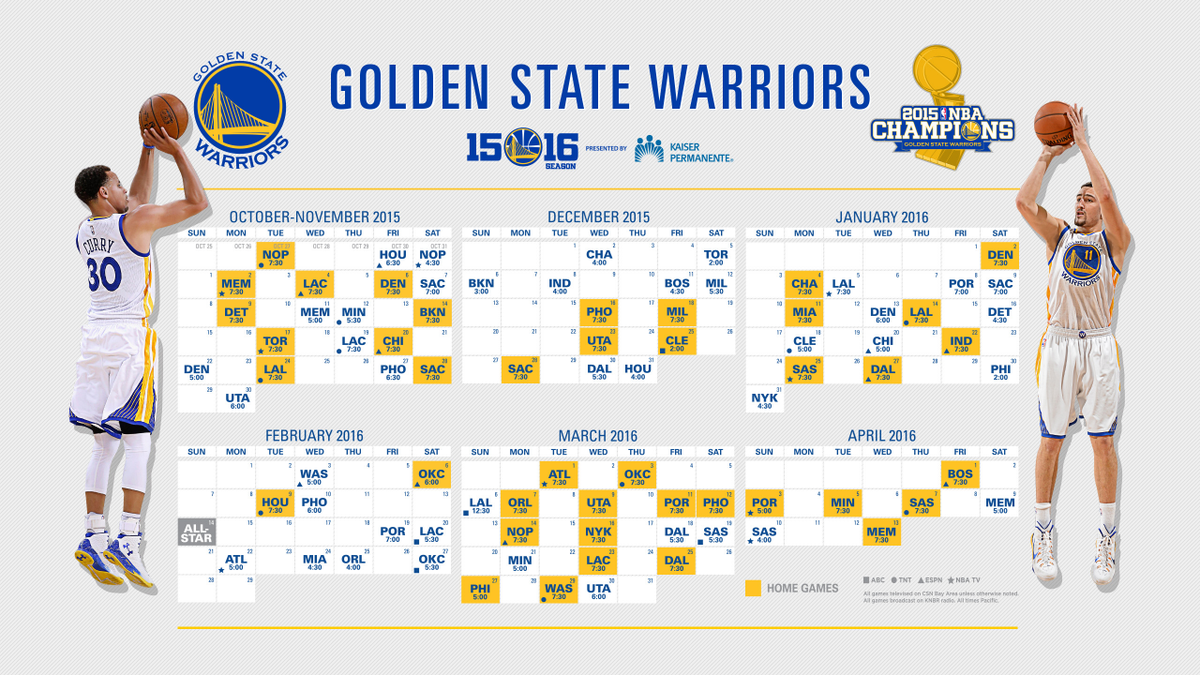 "golden state warriors on twitter: ""the 2015-16 season begins in 2"