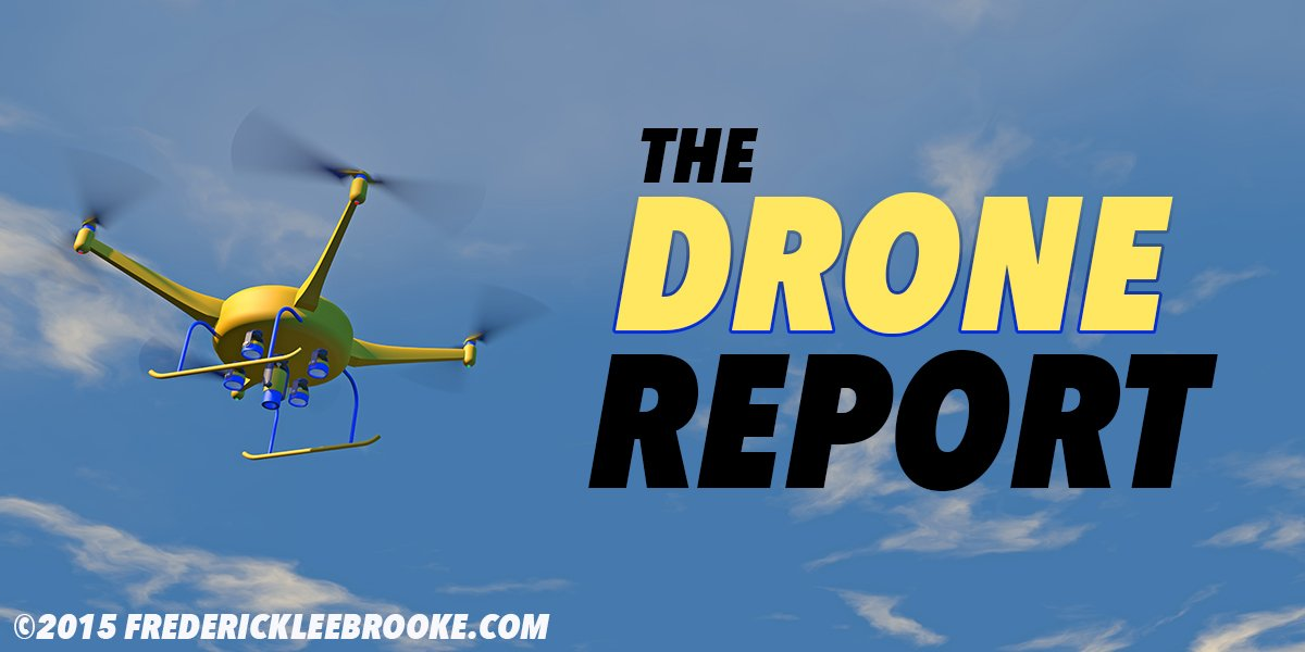 The #Drone Report: How'd We Get Here? A look at history #writerslife #MondayBlogs  https://t.co/gT1ehNxoeK https://t.co/A1rPcoaI83