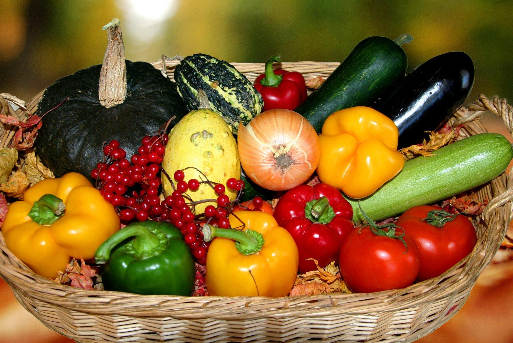 Фрукты и овощи осенние картинки