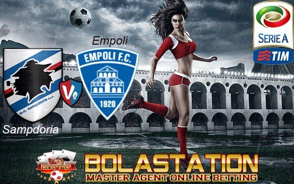 DIRETTA Sampdoria-Empoli info Streaming Live Calcio Serie A