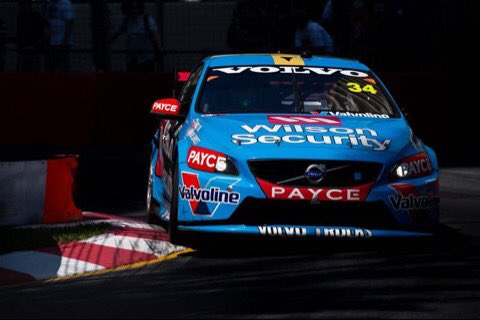Super pumped to be joining @GRMotorsport @VolvoCarsAus @PolestarRace & @smclaughlin93 in 2016. Can't wait!! https://t.co/asdXVTAbvV