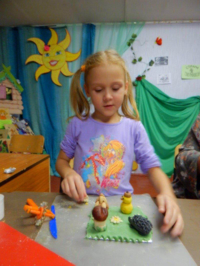подделки из природных материалов своими руками в класс