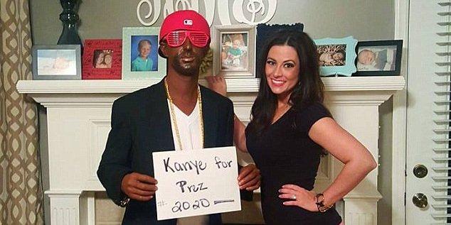 Halloween Events 2020 Alabama.Kanye West Halloween Alabama Teacher Blacked Kanye West