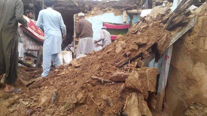 Un terremoto de magnitud 7,5 sacude Afganistán, Pakistán y el norte de la India CSPFgGXUsAA7YXb