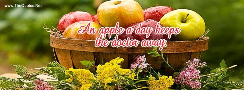 An apple a day keeps the doctor away. https://t.co/AyUcLAXP6U https://t.co/s52lT2DfwQ #healthtip