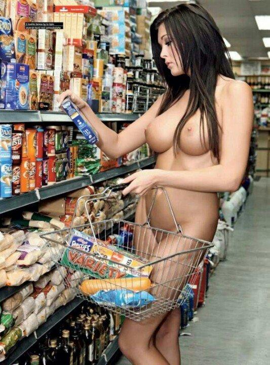 Видео русские голые в магазине, фото секс грузинок