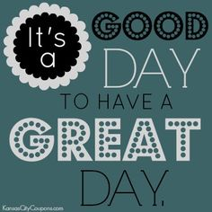 It's a good day to have a GREAT DAY! #CelebrateMonday #NAHSCommUNITY https://t.co/LqeSPJROoQ