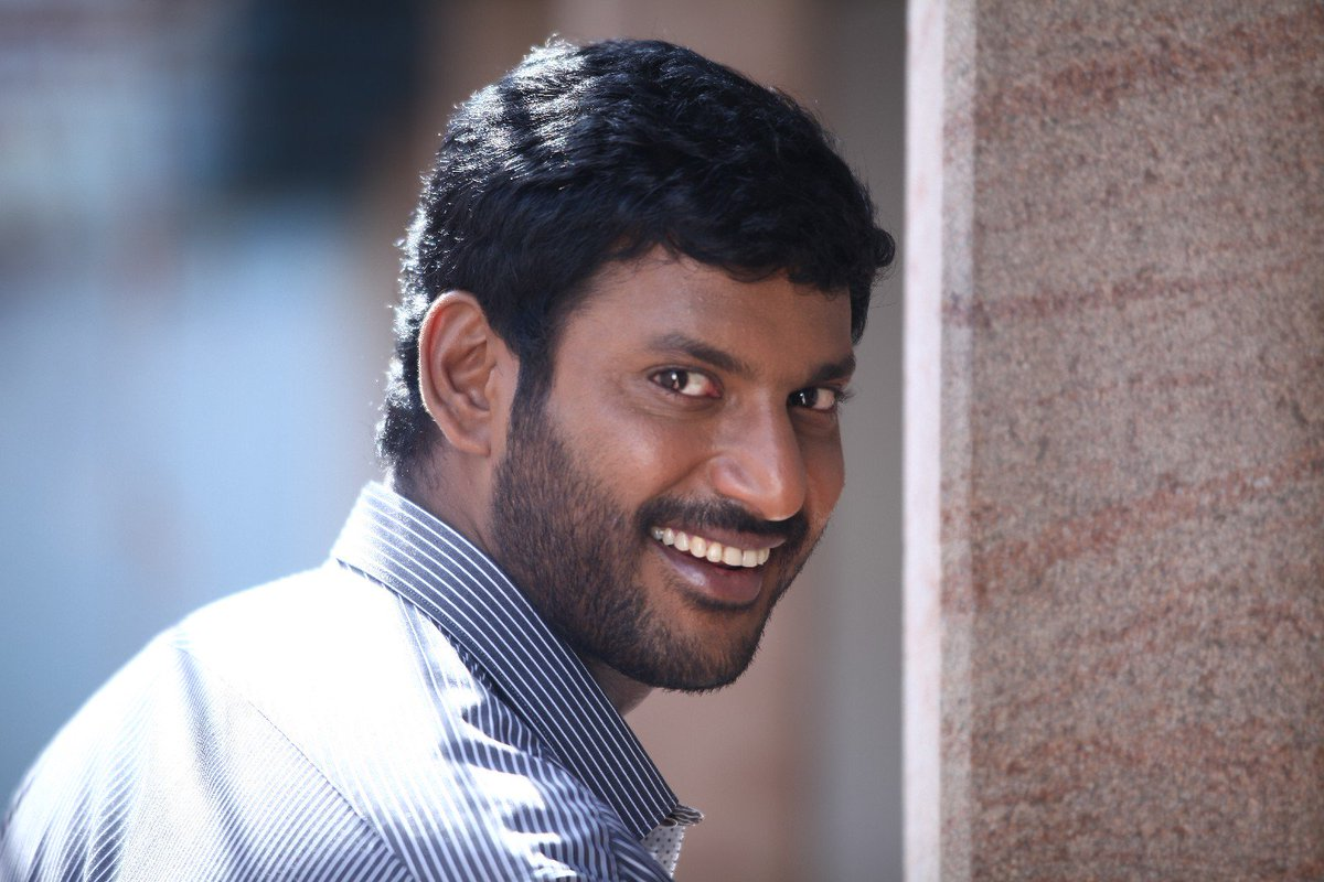 Vishal's 'Marudhu' shoot commencing from Nov 15