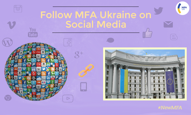 Thumbnail for Social Media Tips from MFA of Ukraine