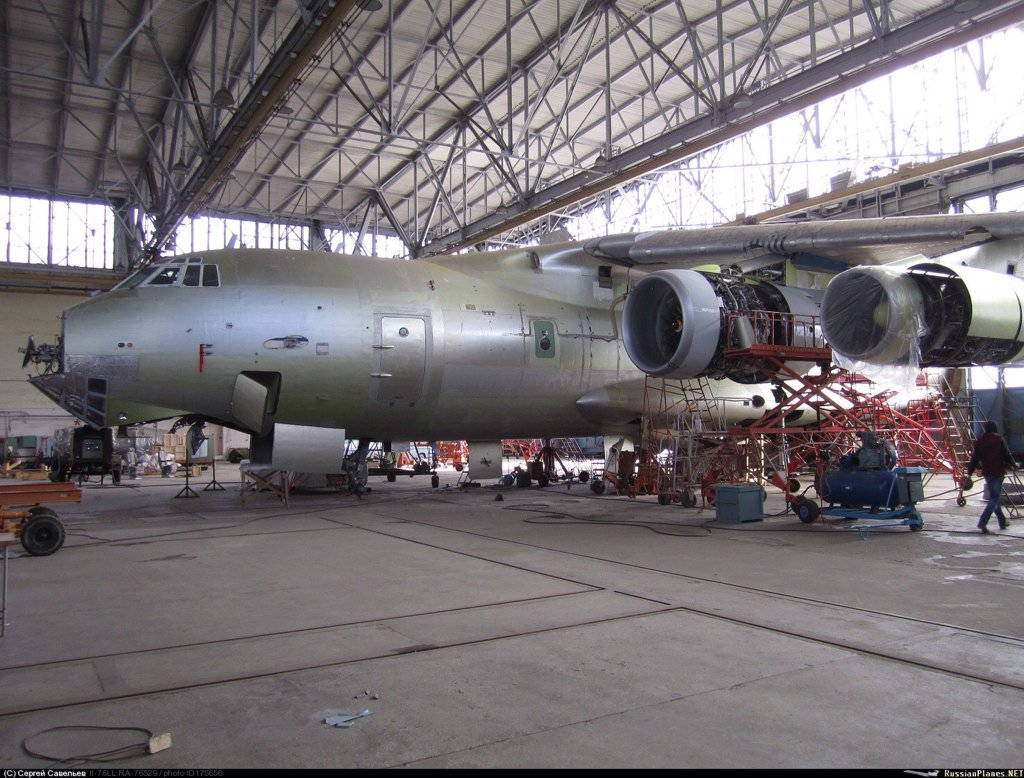 IL-76 Special-Mission Modifications CSQPcMpUcAAI2xA