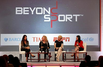 """""""Sport and play are human rights"""" - A collection of tweets from the @BeyondSport Summit 2015 https://t.co/L3vAoNcZ1H https://t.co/UTjcU0dwRZ"""