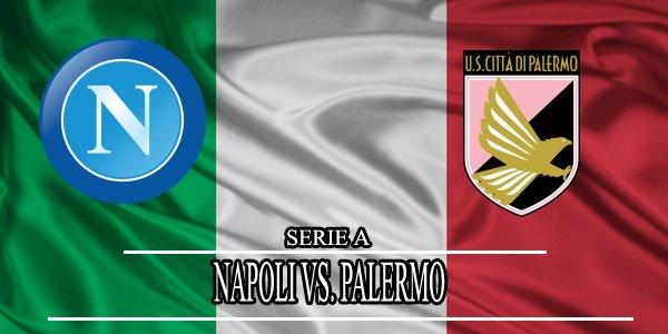 NAPOLI-Palermo tutto su Diretta Streaming oggi 28 ottobre 2015