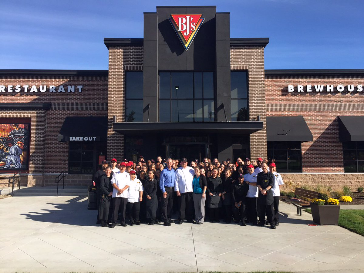 Bjs Restaurant Brewhouse On Twitter We Are Now Open At The