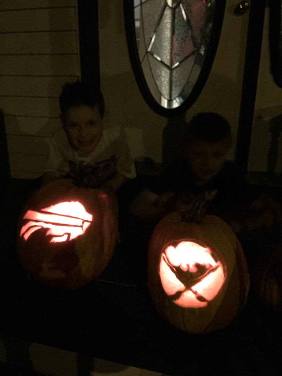 buffalo sabres on twitter get creative carve a sabres pumpkin