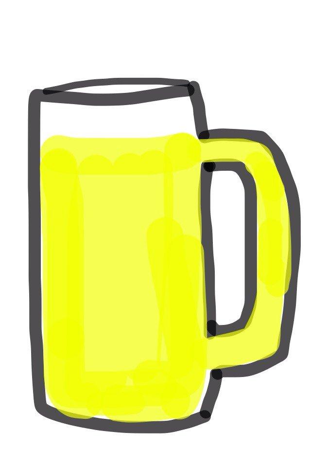 園児の時、ジョッキの取っ手の中まで飲み物が入らない事を知ってから世界が灰色になった これを叶えさせてくれるのはこの世でサラダ油のボトルだけ お前らも絶対大人に騙されるなよ https://t.co/qf3Y59EP4S