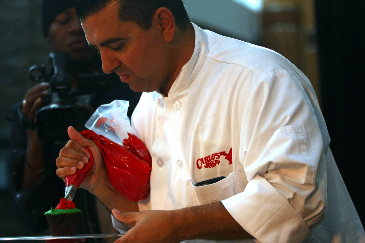 Don't miss your chance to see Buddy Valastro @CakeBossBuddy TONIGHT, at 7pm, in the Winter Garden. #CakeBoss https://t.co/4EegMcOgGc