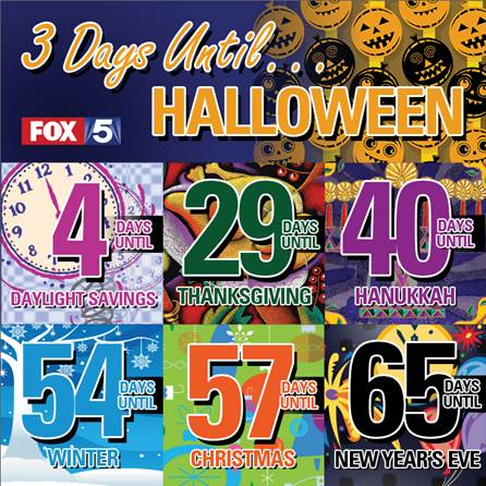 Halloween Thanksgiving Christmas Countdown.Fox 5 Atlanta On Twitter What S Your Favorite Holiday