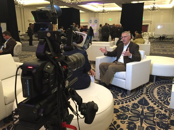 Richard Spires, CEO, Learning Tree interview with @FederalTimes @FedEdJill @ACTIAC #ELC2015