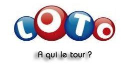 Image result for loto à qui le tour