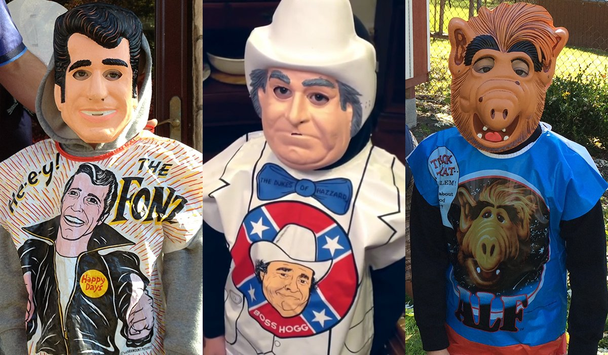 pittsburgh dad on twitter jeffy has been the fonz boss hogg and alf find out this years costume in tomorrows new halloween episode - Alf Halloween Episode