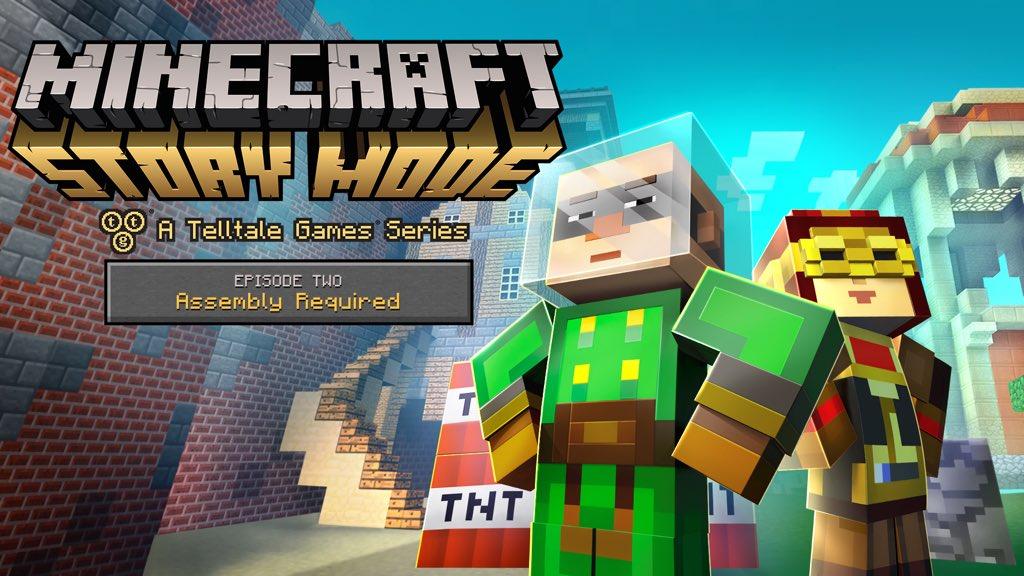 minecraft story mode season 2 season pass disc