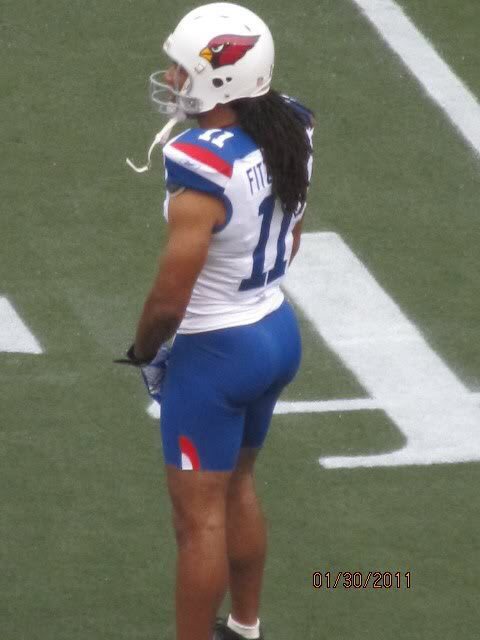 pics larry ass fitzgerald