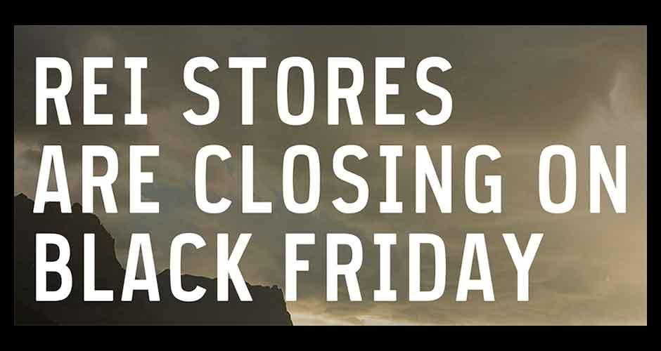 REI To Skip 'Black Friday,' 12,000 Employees Get Day Off. https://t.co/Ub09SjPm13 #OptOutside https://t.co/I6z83sqRem