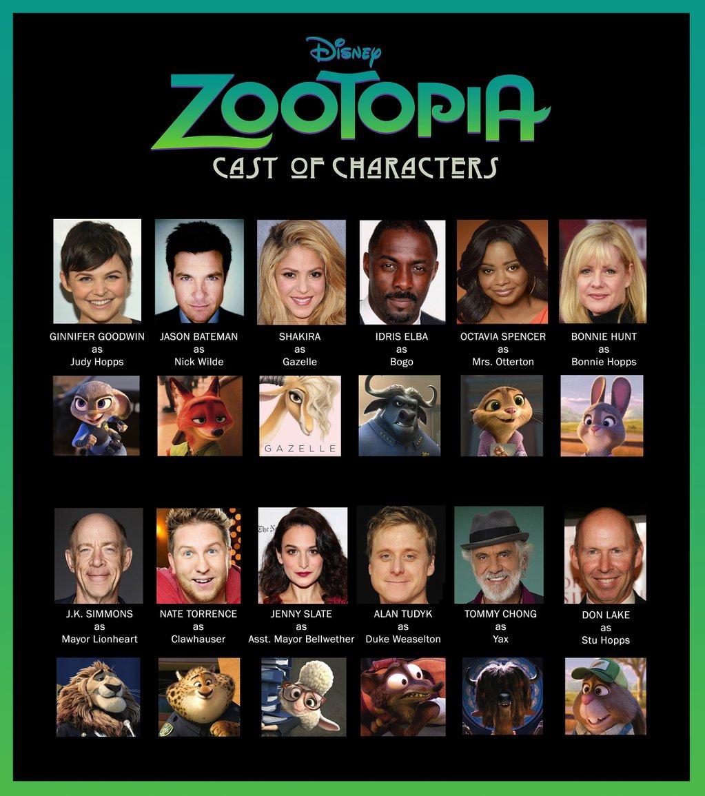 [Walt Disney] Zootopie (2016) - Sujet d'avant sortie - Page 15 CST4FXhUwAAPspI