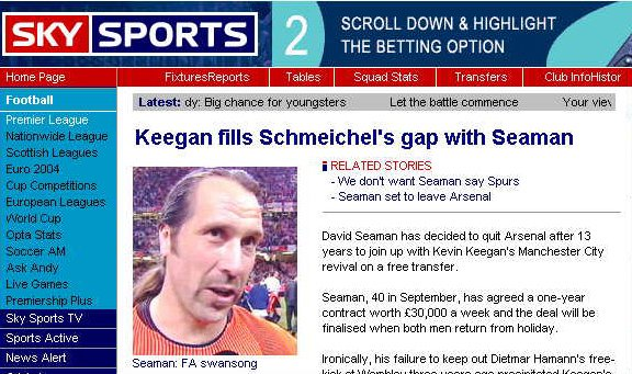 possibly the greatest football headline ever CST4eIpU8AAFwrU