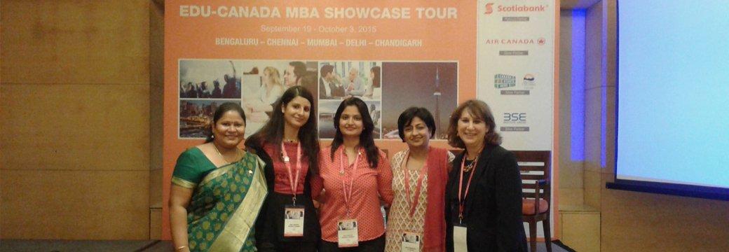 Icbc On Twitter Glimpse Of The Edu Canada Canadian Mba Showcase Tour Educanada Mbaincanada Https T Co Dievy5vnxt