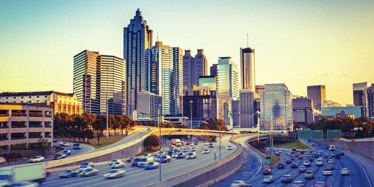 Atlanta ranks second as best city for millennials! (via @WABEnews)https://t.co/H9fslNfArl https://t.co/5v1yPfV4VG