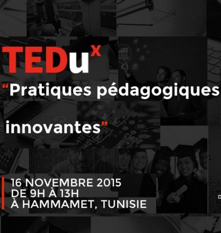"""#TEDux """"Pratiques pédagogiques innovantes"""" - conf #TEDx autour de l'éducation, par @IFIC_AUF https://t.co/8ffUphvdwv https://t.co/5hmPlm7EP4"""