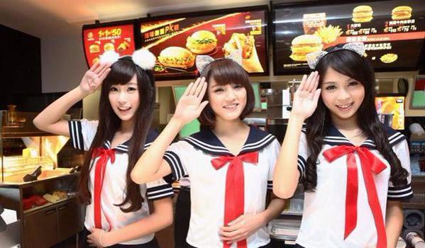 台湾を見習う。 #マクドナルドを復活させる方法 pic.twitter.com/uyGLtYRJ7Z