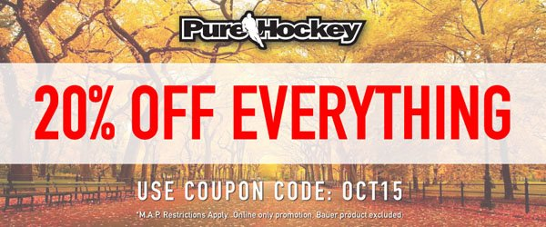 Get great quality, name-brand hockey gear, equipment and apparel at Pure Hockey. Offering hockey fanatics only the best quality, best prices, and best customer service in the industry, Pure Hockey is sure to have what any player or team needs to get ready for a game.