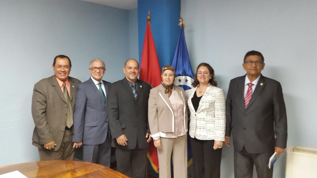 Reino de Marruecos se incorpora como Miembro Observador del Parlacen. https://t.co/24UCzw4S96