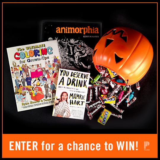 Enter to #win our #Halloween #giveaway, featuring #Animorphia, @mametown's #YDADbook & @colorfulhumor. RT to enter! https://t.co/Ym0Ytfz7XR