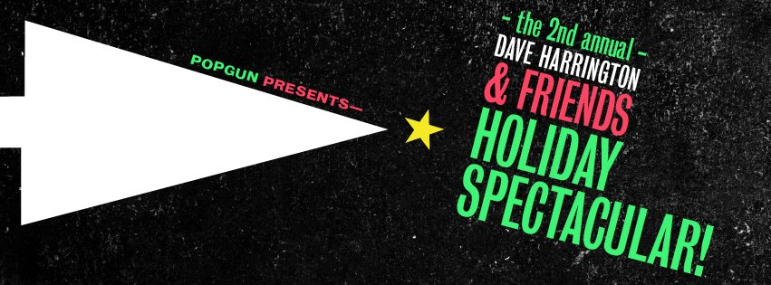 just announced!  ◥◣ DAVE HARRINGTON & FRIENDS HOLIDAY SPECTACULAR  12/13 at @lprnyc - https://t.co/7oXJJxz7Le https://t.co/iYuO8Am6JV