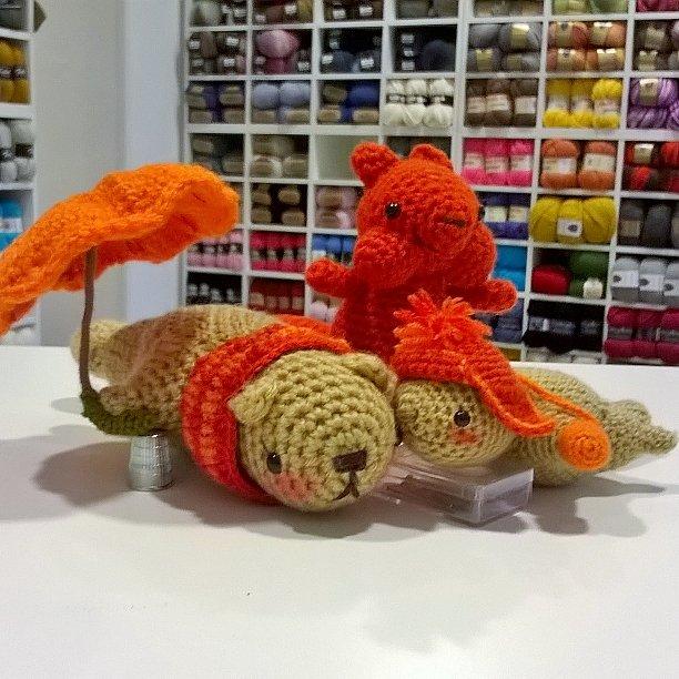 amigurimi, ganchillo, l de lana, lanas stop, lanas online, l de lana