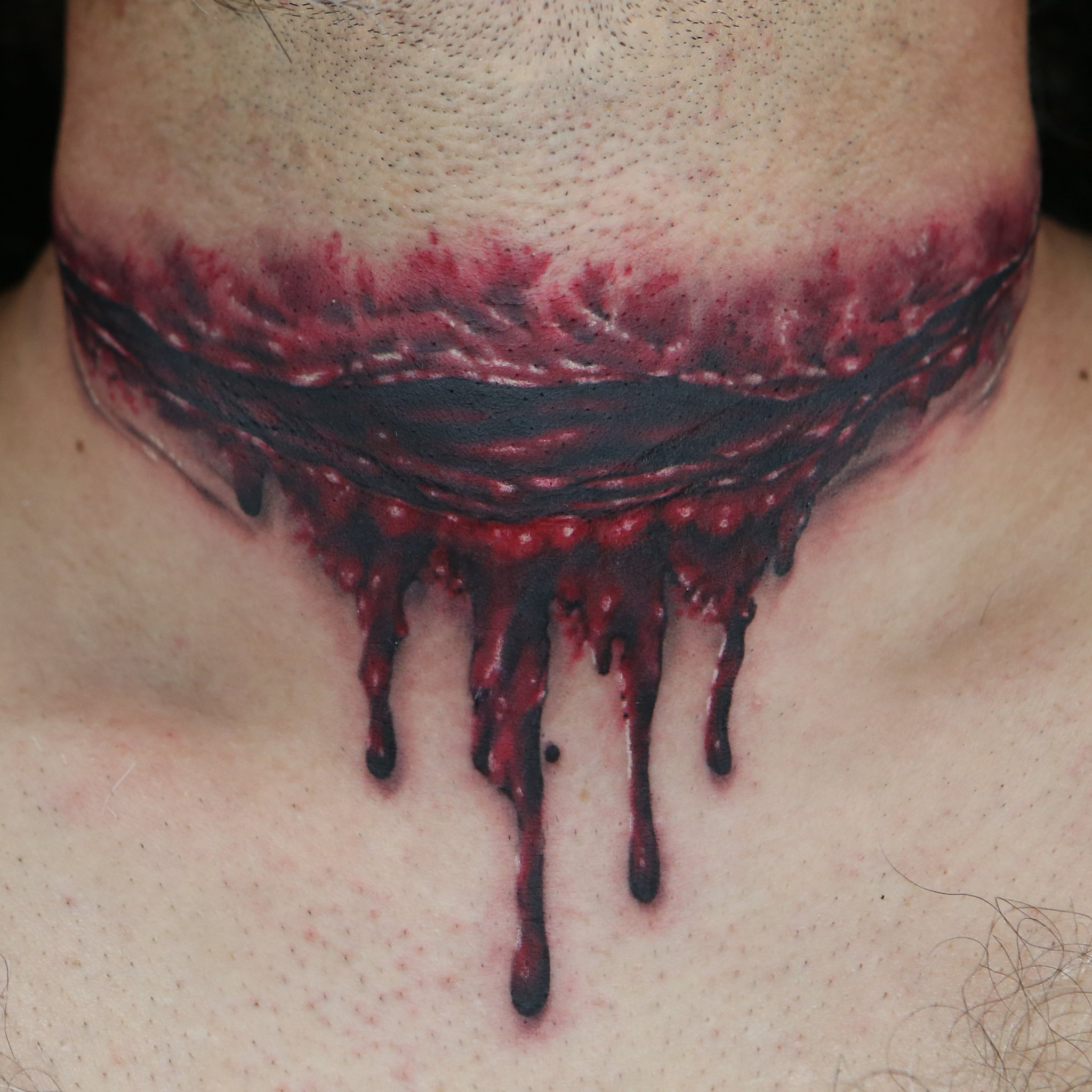 Ink master on twitter cleen rock one did a killer job for Clean rock one tattoos