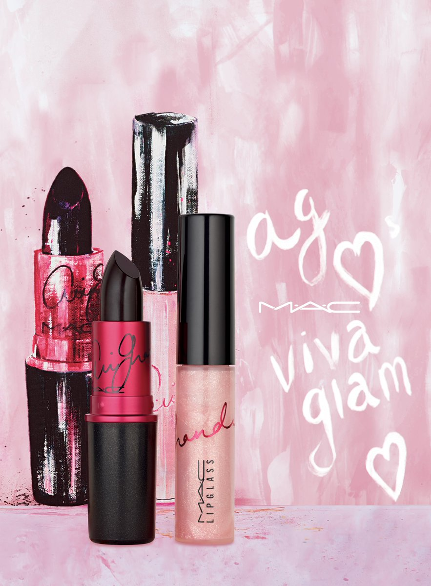 "MAC Cosmetics on Twitter: ""Secret's out: Introducing our 2016 #VIVAGLAM girl, @ArianaGrande! Welcome to the MAC family. Available January 2016. ..."