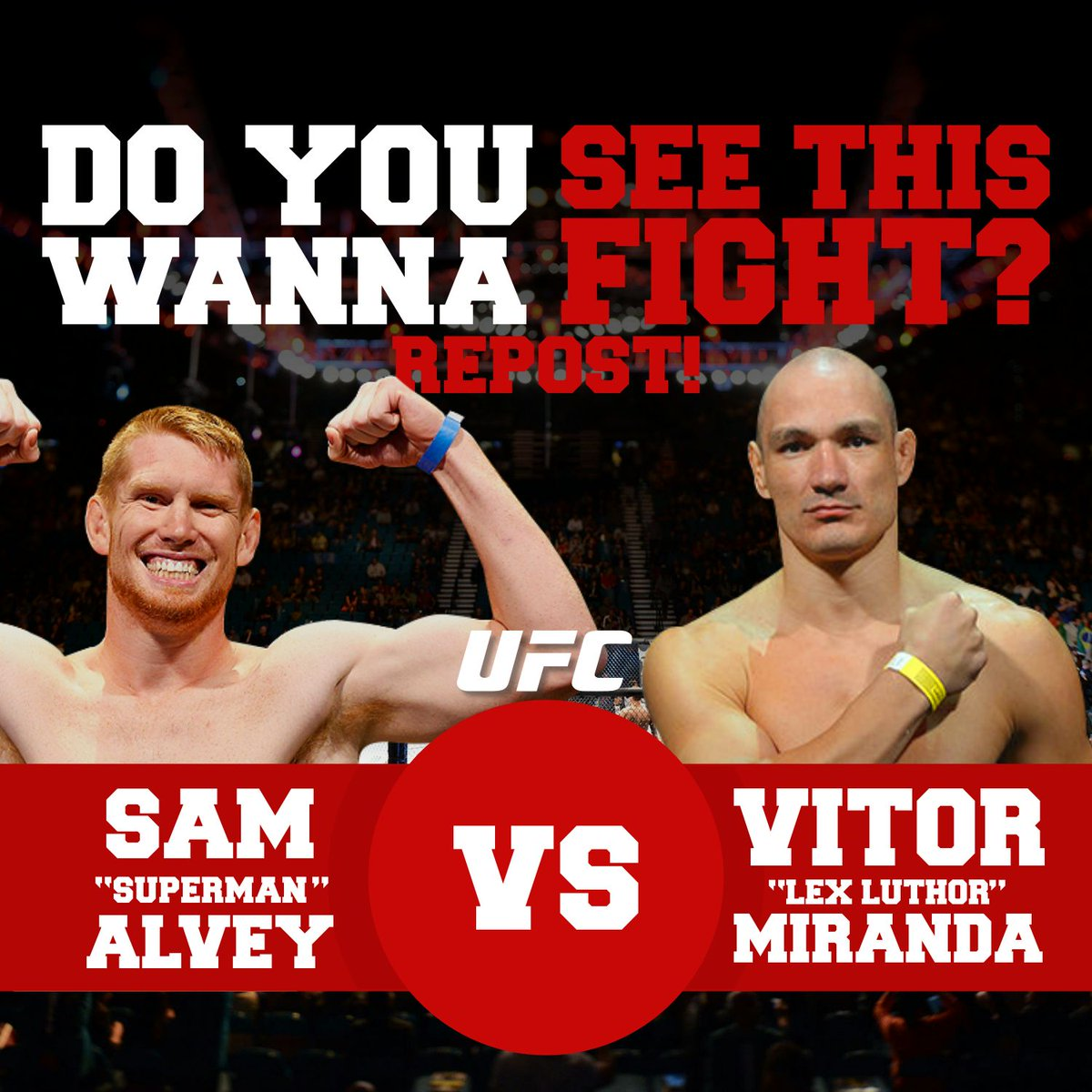 I Want this Fight @danawhite @smilensam https://t.co/LWFtmi94cp