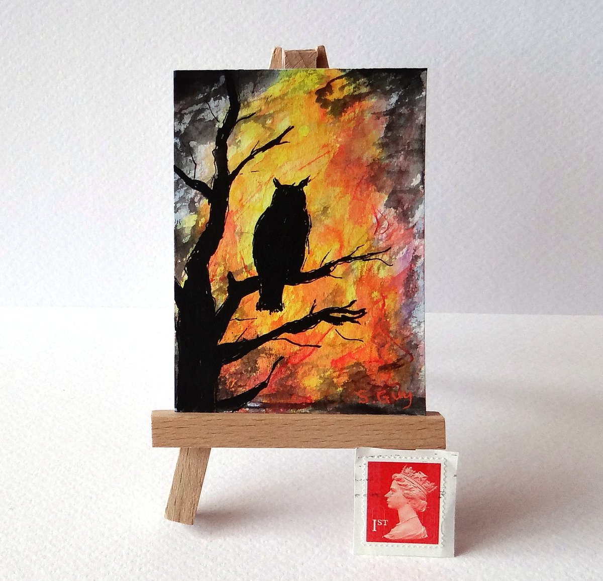 @folksy me! here's one of this year's offerings #folksyhour #halloween https://t.co/0dWNDWl5tY https://t.co/xolumtH8R2