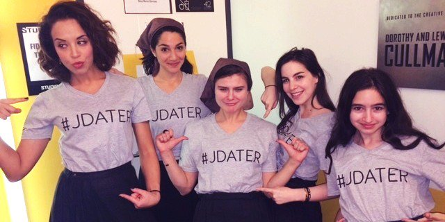 Matchmaker, matchmaker...we spotted some some #JDaters in the cast of #FiddlerBroadway https://t.co/EjJp869RFL