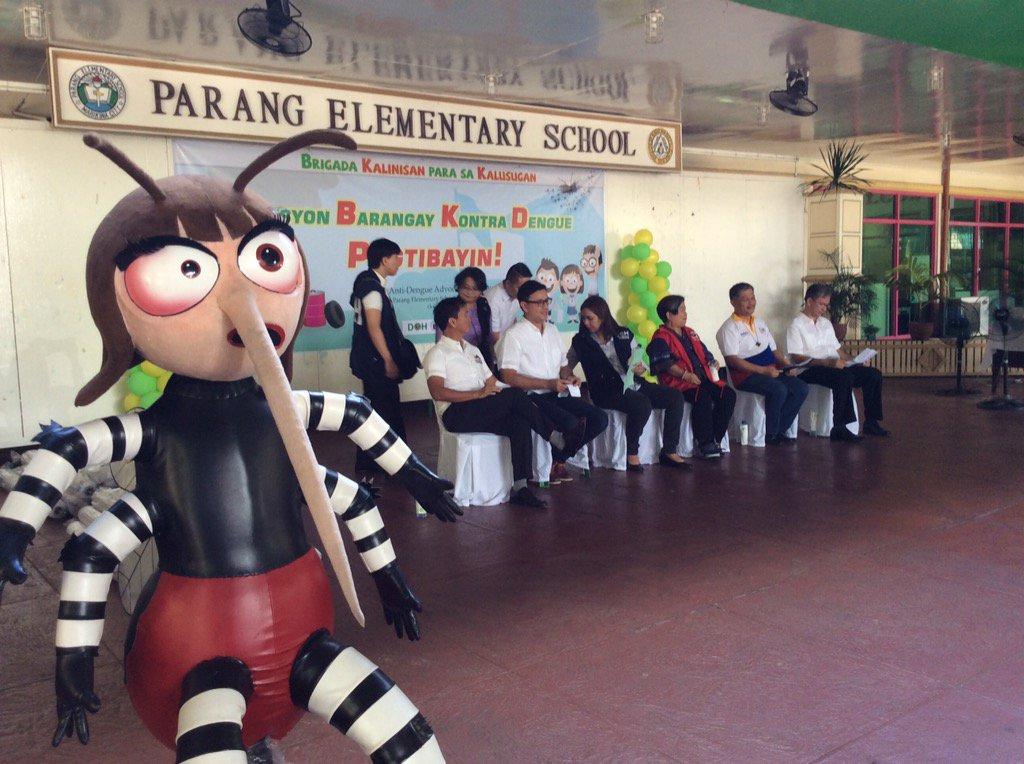 Marikina News On Twitter Atm Aksyon Barangay Kontra Dengue